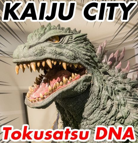 Crunchyroll - KAIJU CITY - Godzilla and His Monster Pals