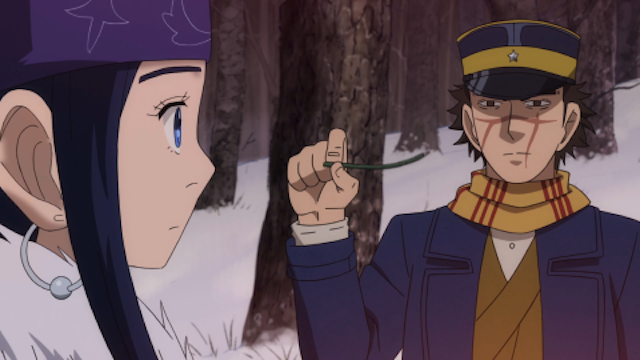 Anime News — Why Golden Kamuy Should Be One of the Most Popular