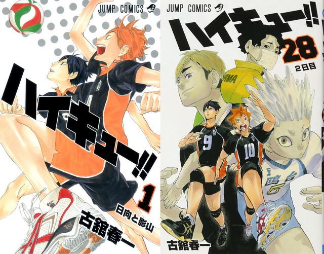 Para combatir el Coronavirus, liberan de forma gratuita los primeros 28 volúmenes de Haikyuu!!