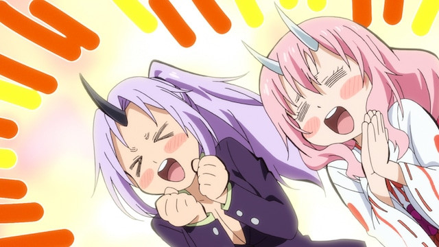 That Time I Got Reincarnated as a Slime 3rd OAD