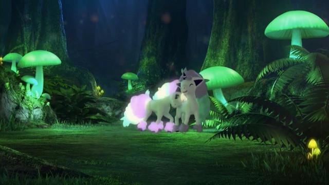 Galarian Ponyta from Pokémon Shield