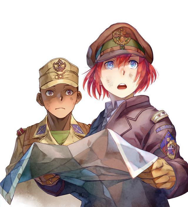 Anime 2019 Crunchyroll: Black Lagoon Author Rei Hiroe Heads To War