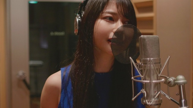 "Sora Amamiya Celebrates Her Artist Debut 5th Anniversary's Last Day with ""Hibana"" Recording Video"