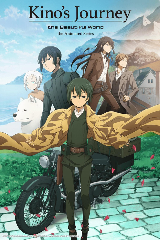 Image result for kino's journey