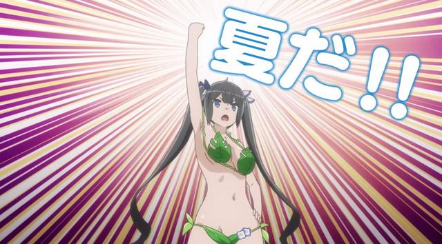DanMachi II OVA PV image