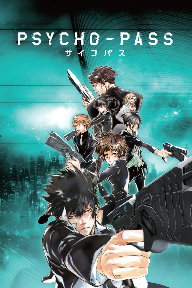 Image result for psycho pass