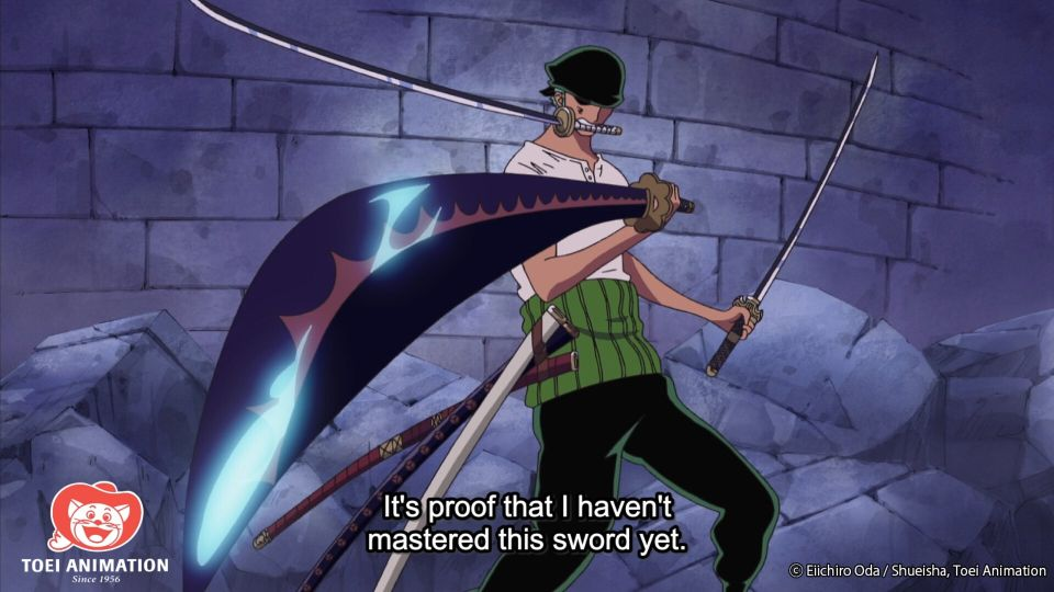 Zoro, One Piece