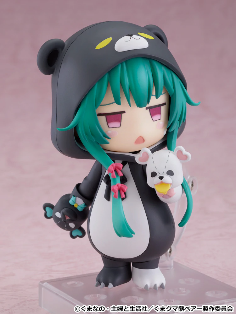Yuna Nendoroid - Alternate White Bear Glove