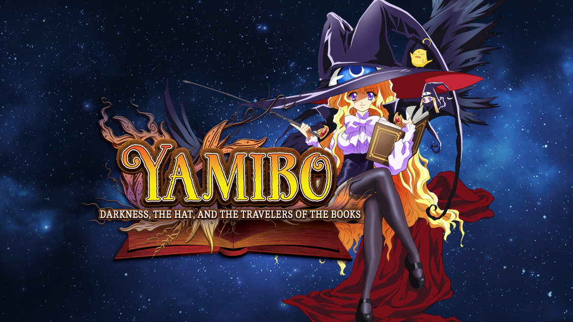 Crunchyroll Adds YAMIBO: Darkness, the Hat, and Travelers of the Books To Catalog