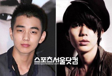 G Dragon Yoo Seung Ho From Boy To Man