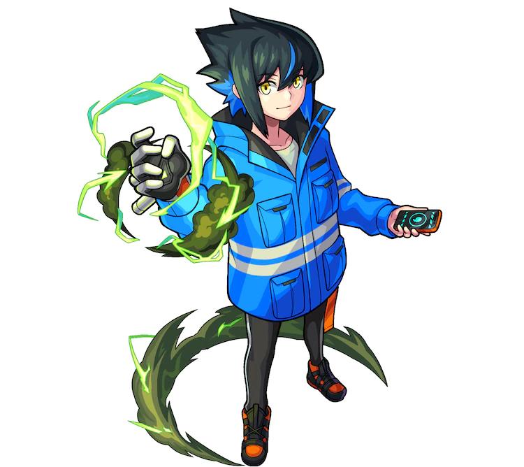 Hareruya in the Monster Strike Mobile Game
