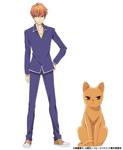 2019 Fruits Basket Anime Introduces New Cast