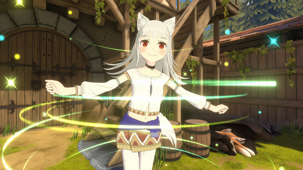 Spice and Wolf VR 2