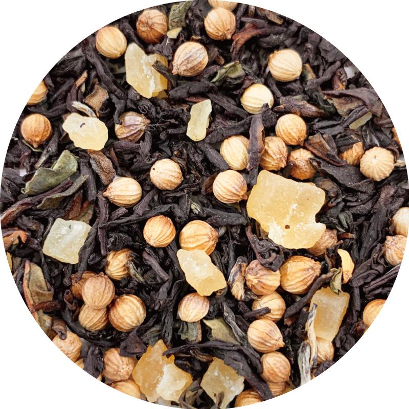 Allen Walker Tea - Leaves