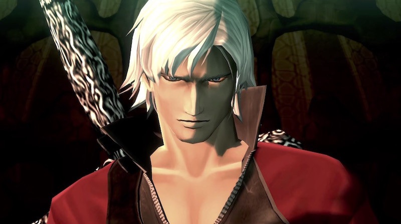 Dante da série Devil May Cry