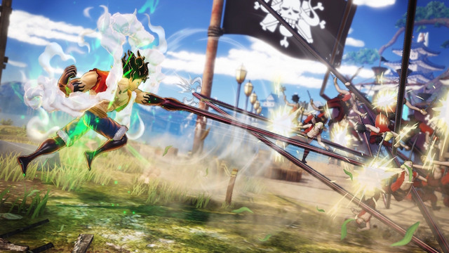 Pirate Games 2020.Crunchyroll One Piece Pirate Warriors 4 Introduces