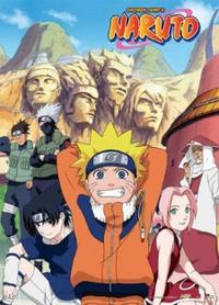 Naruto - Battle at the Hidden Falls