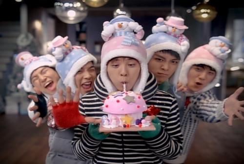 Днем рождения, корейские картинки с днем рождения