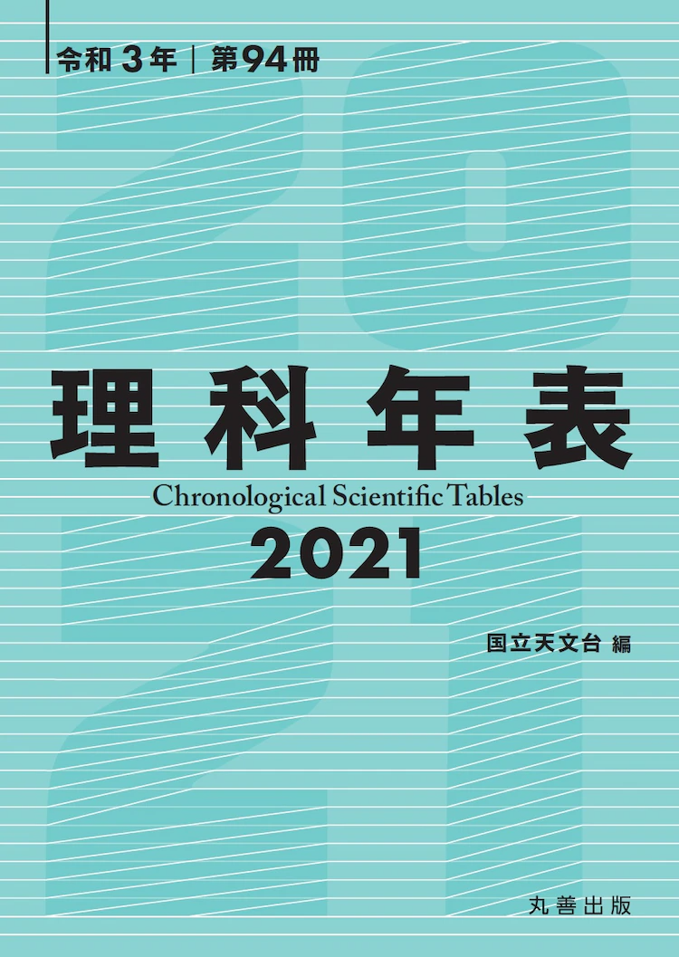 Chronological Scientific Tables