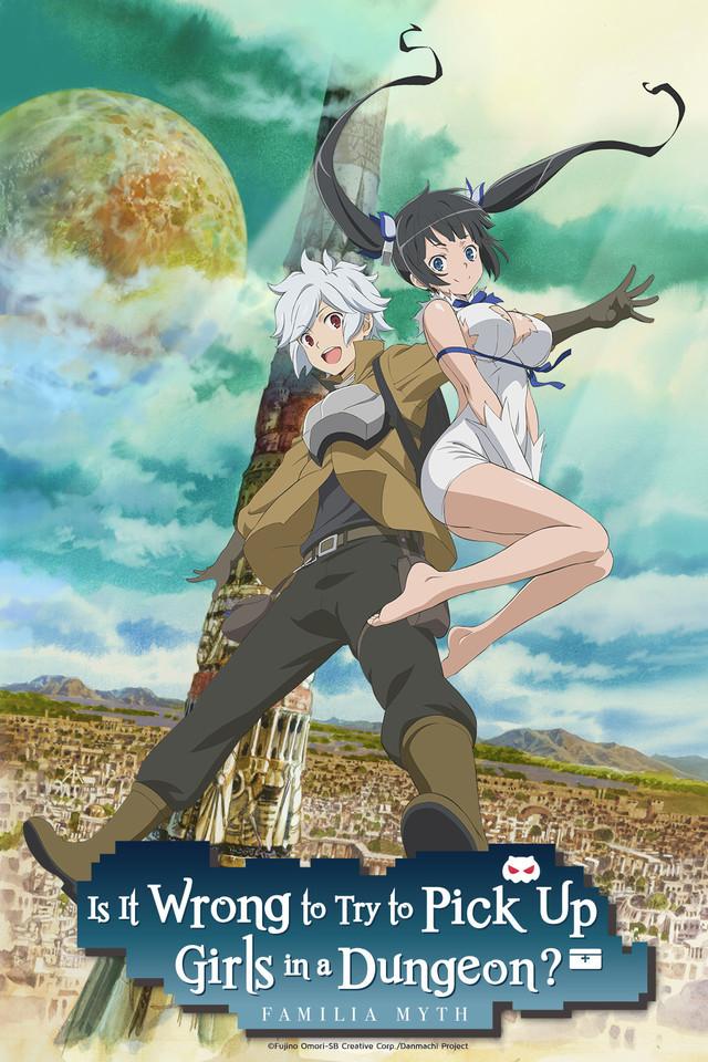 Anime 'Danmachi' Season Kedua Tayang Perdana Pada Juli 2019 (PV)