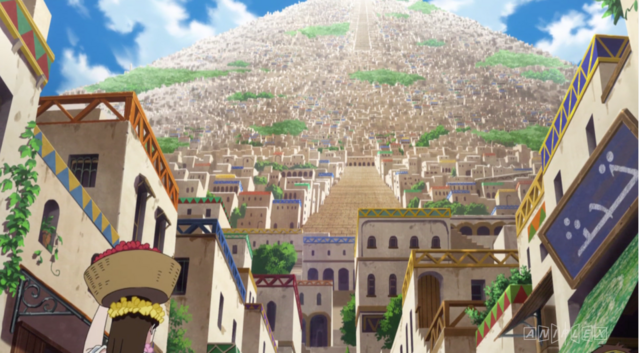 A new country awaits in Magi