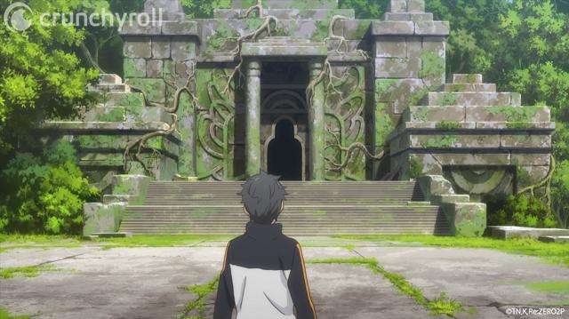 subaru rezero sanctuary