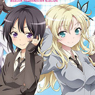 haganai english light novel