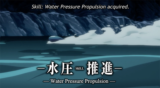 water pressure propulsion rimuru skill tree that time i got reincarnated as a slime