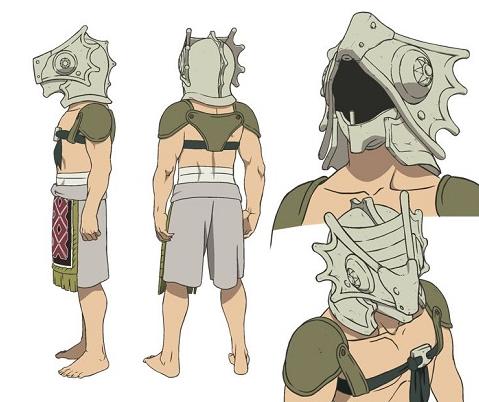 Gugu (teen) character setting