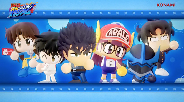 Crunchyroll - Super-Deformed Shonen Jump Heroes Battle in