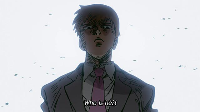 who is he...
