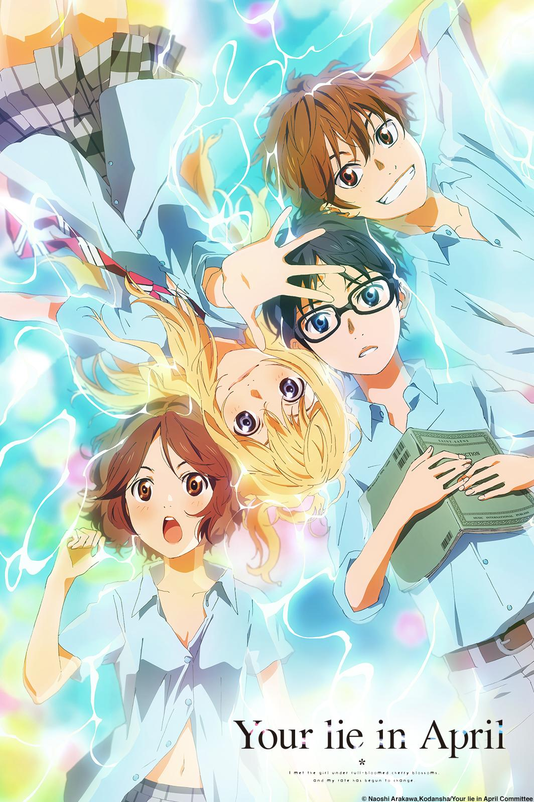 Your lie in April - Watch on Crunchyroll