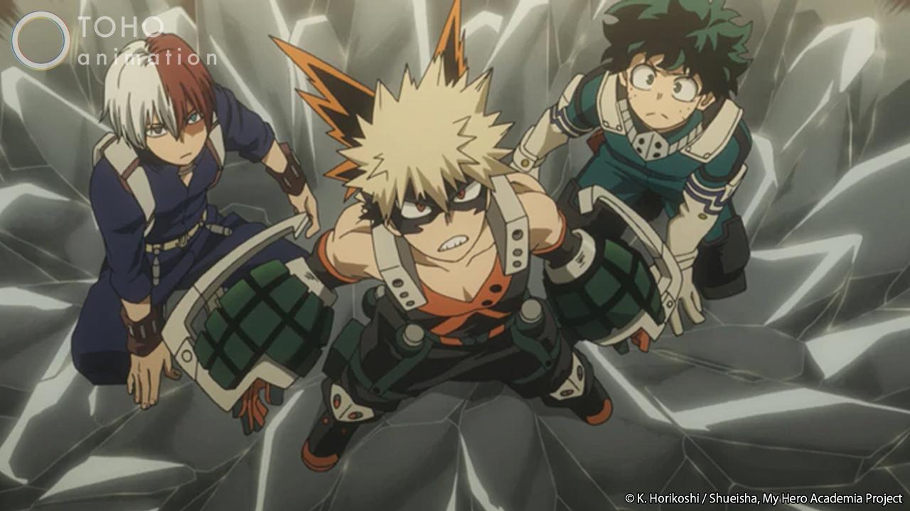 My Hero Academia OVA