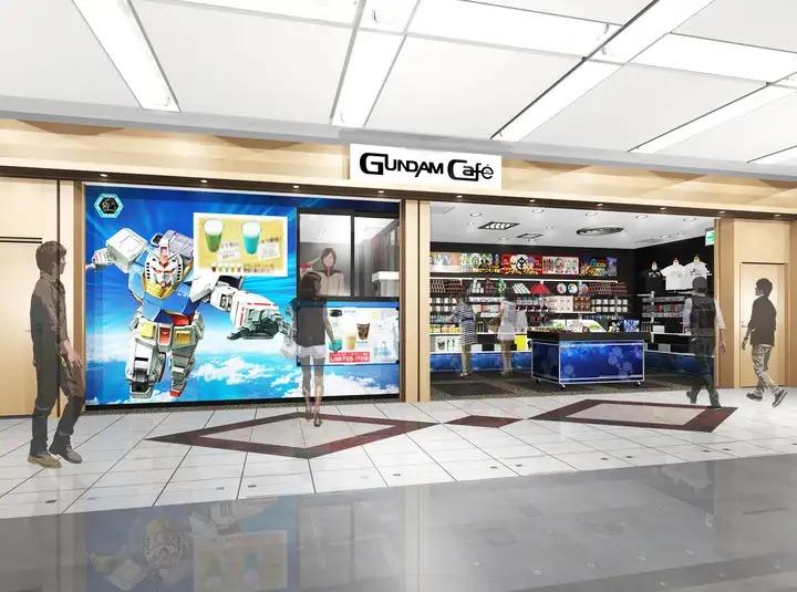 Café Gundam