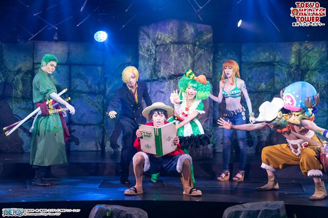 Foto de Tokyo One Piece Live