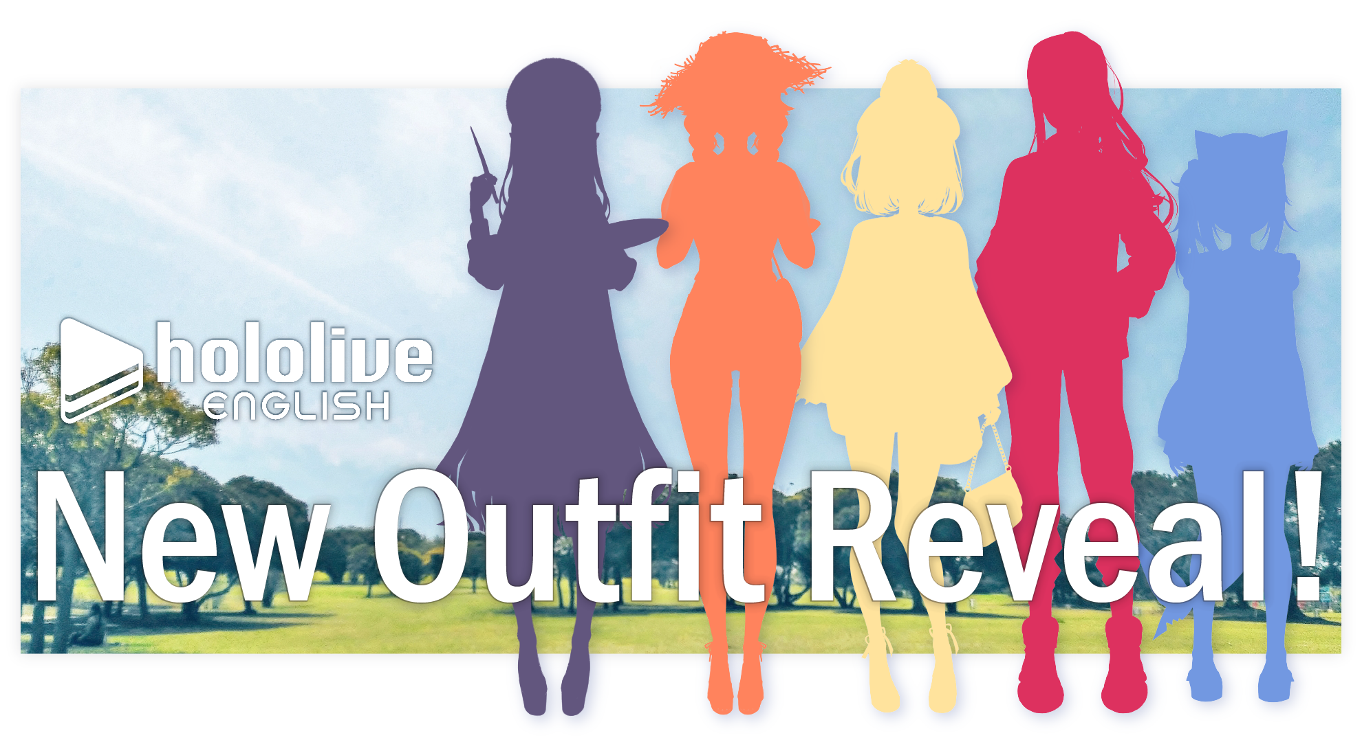hololive EN new outfits