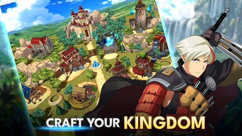 Craft Your Kingdom