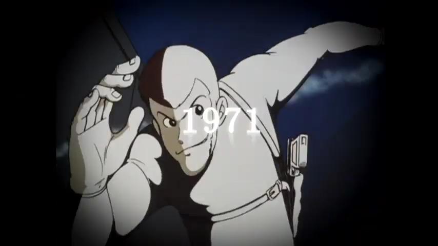 Lupin el tercer 50 aniversario