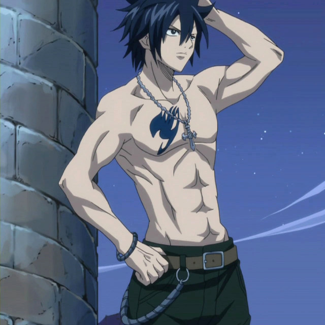 Fairy tail gray xxx