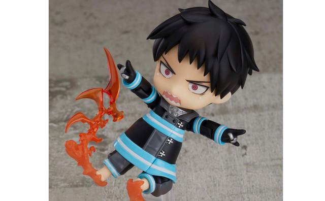 Shinra Nendoroid