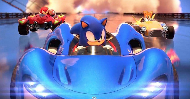 Crunchyroll - Team Sonic Racing Skids Back to a May 2019 Launch