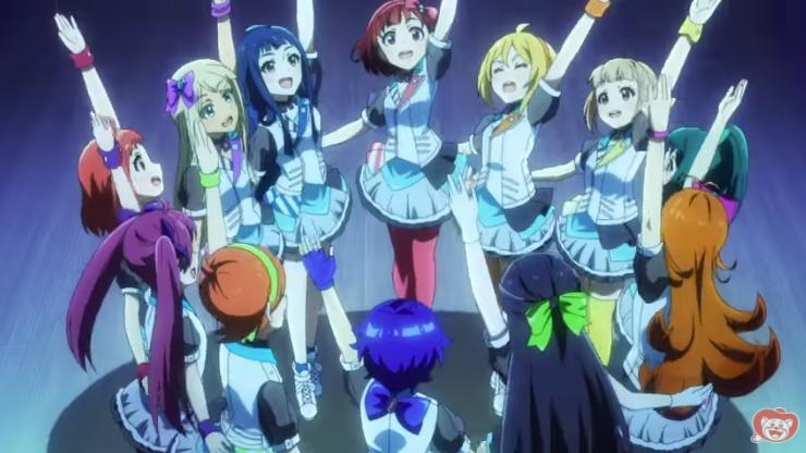 Tokio 7th Sisters