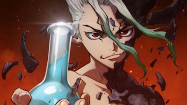 Crunchyroll - Dr  STONE Anime's Main English Dub Cast Revealed