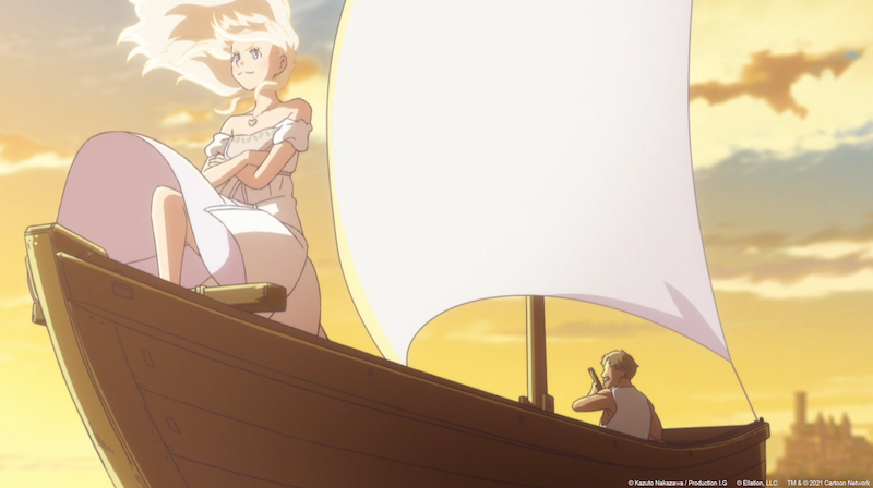 Fena: princesa pirata