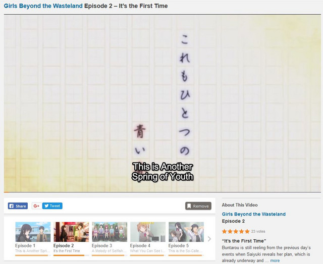 Crunchyroll - Forum - Fix the incorrect episode titles on