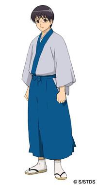 Shinpachi Shimura