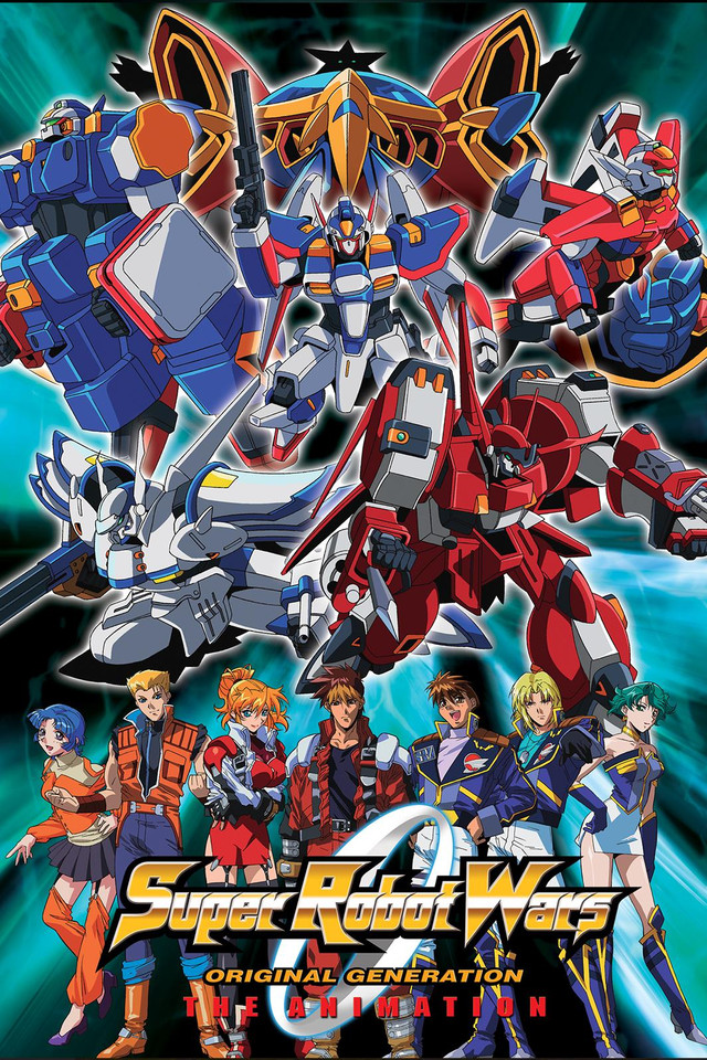 crunchyroll super robot wars original generation watch on