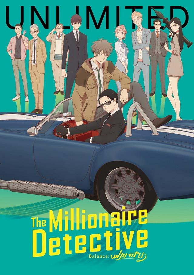 Millionaire Detective