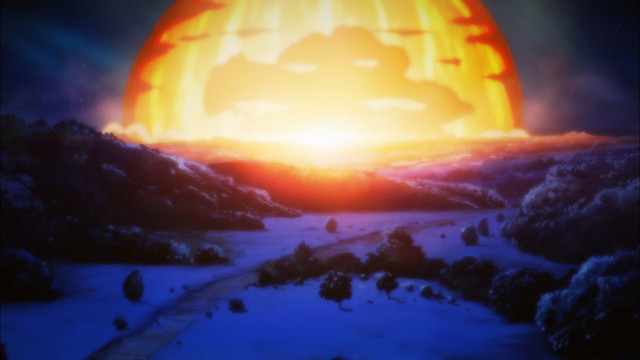 Konosuba, Explosion