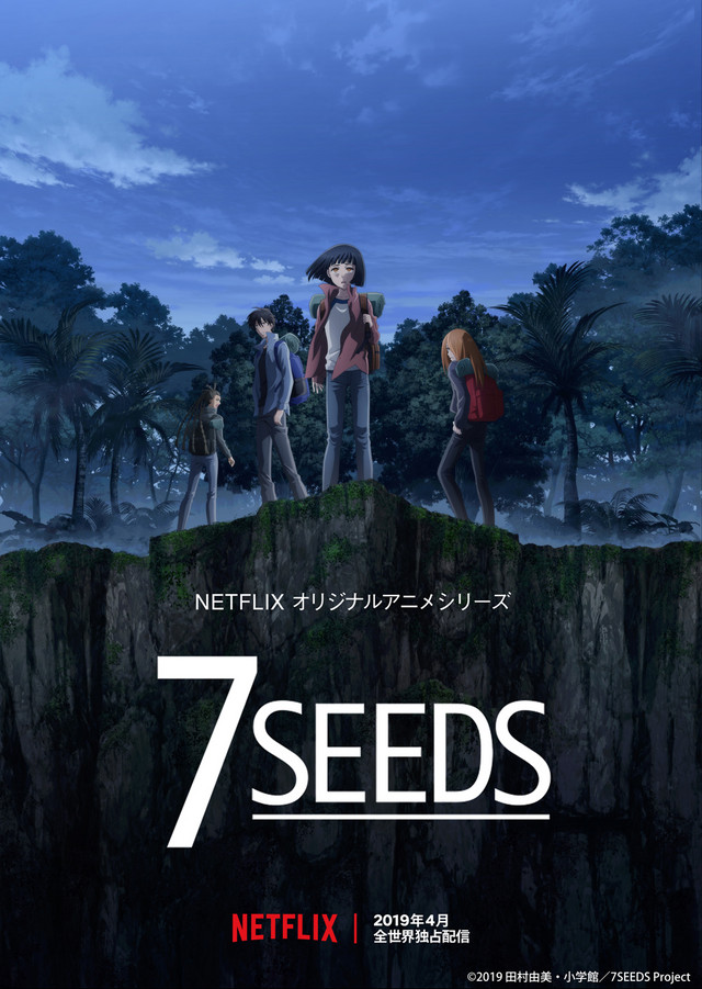 Fresh from cryogenic stasis, the main cast of 7SEEDS confronts an unfamiliar and hostile world.